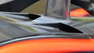 McLaren - Formel 1-Technik - GP Malaysia 2015