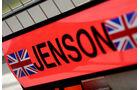 McLaren - Formel 1 - Test - Bahrain - 28. Februar 2014
