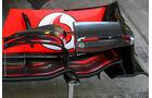 McLaren-Frontflügel - GP Abu Dhabi - 10. November 2011