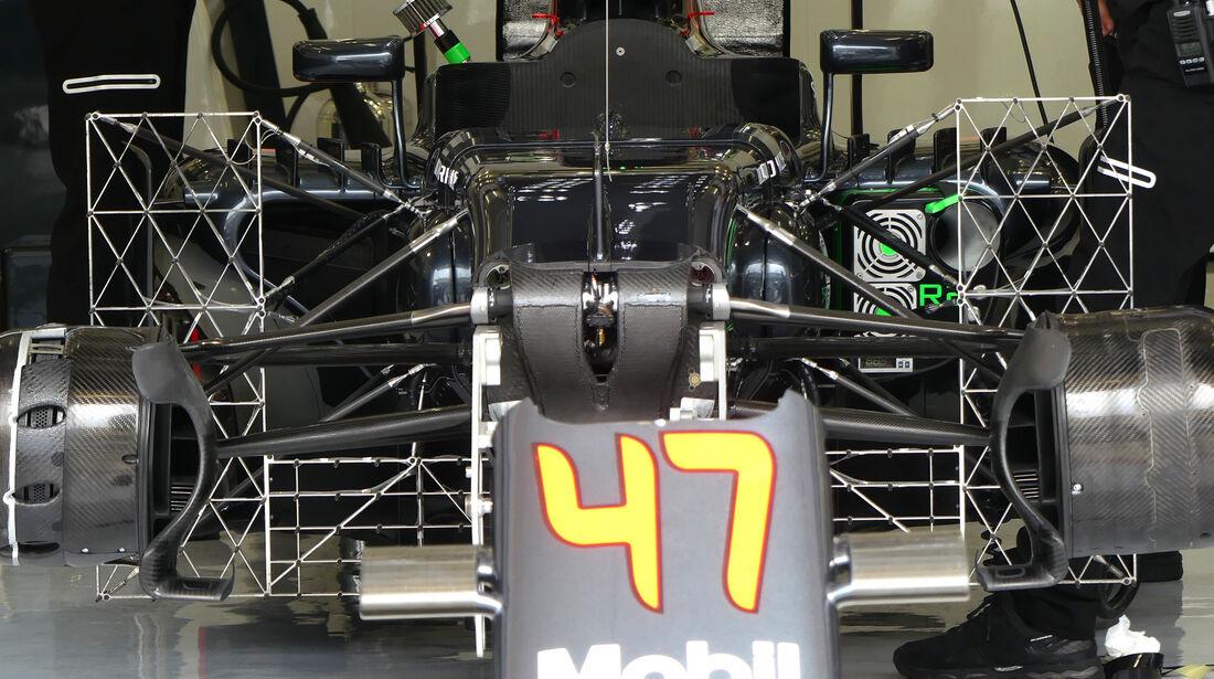 McLaren - GP Bahrain - Formel 1 - 1. April 2016
