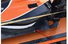 McLaren - GP Bahrain - Technik - Formel 1 - 2017