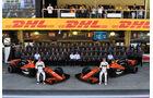 McLaren - GP Brasilien 2017