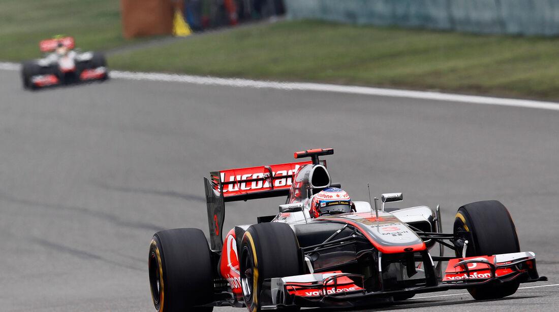 McLaren GP China 2012