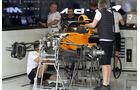 McLaren - GP Japan - Suzuka - Donnerstag - 4.10.2018