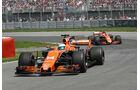 McLaren - GP Kanada - Formel 1 - 2017