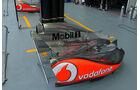 McLaren - GP Singapur - 22. September 2011