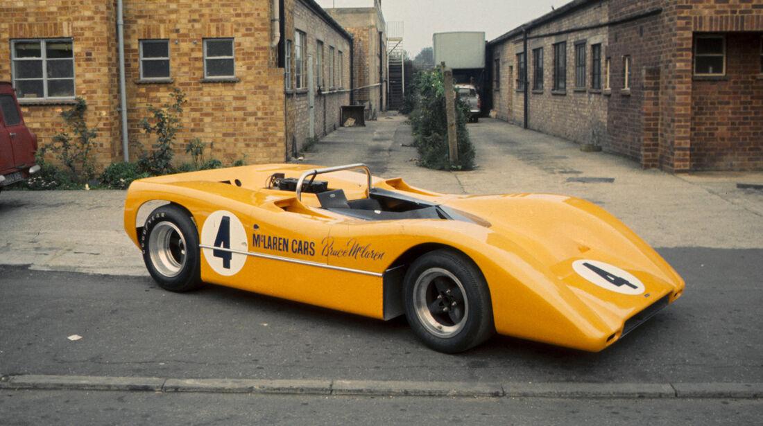 McLaren M8 - 1968