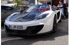 McLaren MP4-12C - Car Spotting - Formel 1 - GP Monaco - 24. Mai 2013