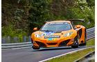 McLaren MP4-12C GT3 - Dörr Motorsport - 24h-Rennen Nürburgring 2014 - Top-30-Qualifying