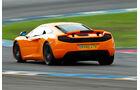 McLaren MP4-12C, Heck