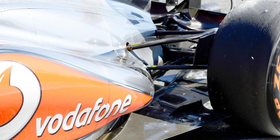 McLaren MP4-28 2013