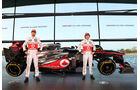 McLaren MP4/28 F1 2013