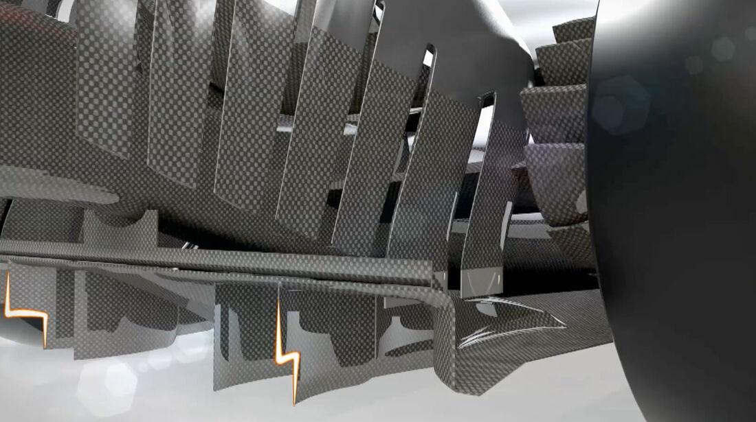 McLaren MP4-28 - Technik-Updates - 2/2013