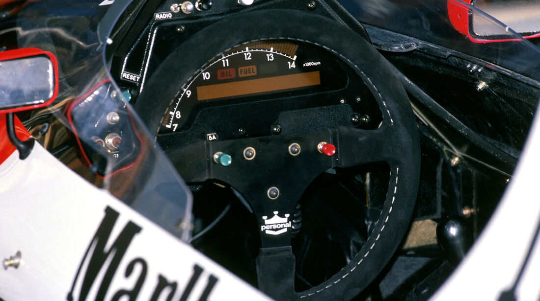 McLaren MP4/5 1989 Lenkrad