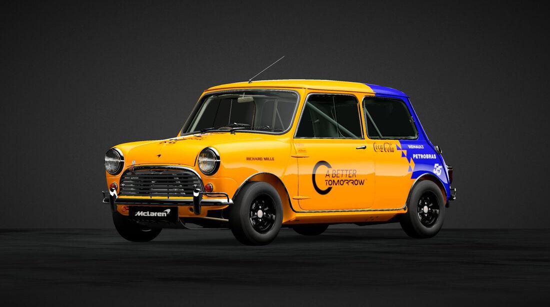 McLaren - Mini in F1-Designs - 2019