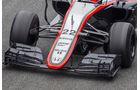 McLaren - Nasenkamera - Jerez - 2015