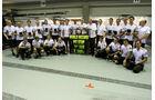 McLaren - Pitstop-Trophy - Formel 1 - GP Singapur - 22. September 2012