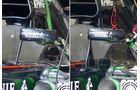 McLaren - Technik - GP Ungarn 2015