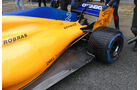 McLaren - Upgrades - Formel 1 - Test - Barcelona - 2018