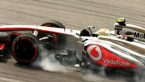McLaren Verbremser GP Malaysia 2013