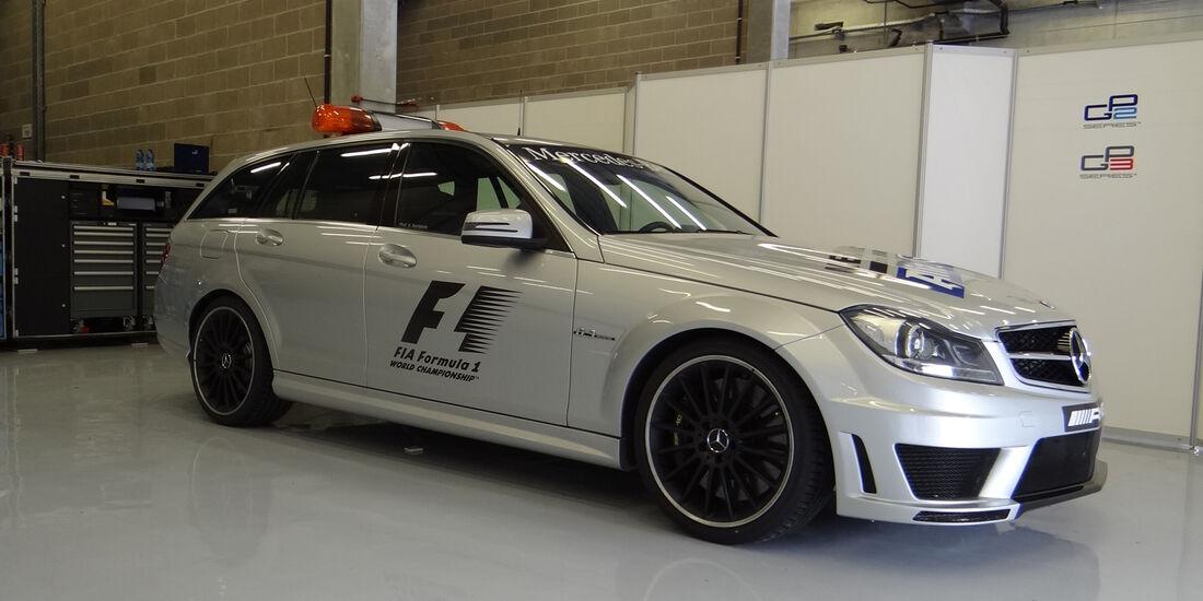Medical Car - Formel 1 - GP Belgien - Spa - 30.8.2012