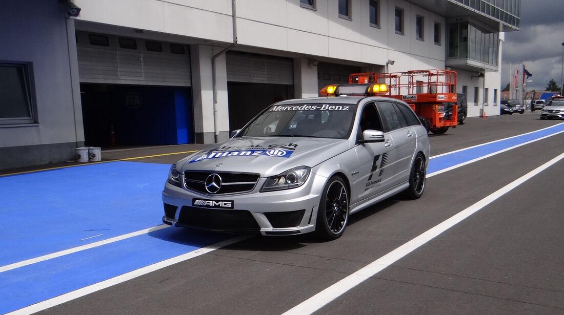 Medical-Car - Formel 1 - GP Deutschland - 4. Juli 2013