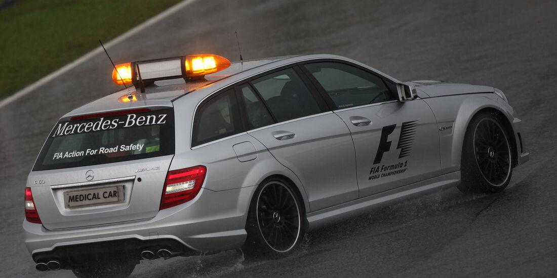Medical Car GP Malaysia 2012