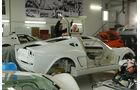 Melkus RS 2000, Produktion, Rohkarosserie