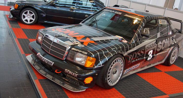 Mercedes 190 Evo II DTM - Essen Motor Show 2016 - Motorsport