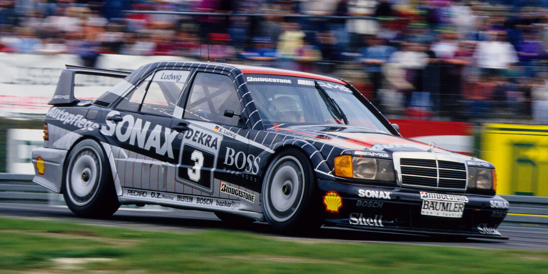 Mercedes 190E 2.5-16 Evo2 - DTM - 1992
