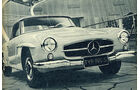 Mercedes 190SL, IAA 1955