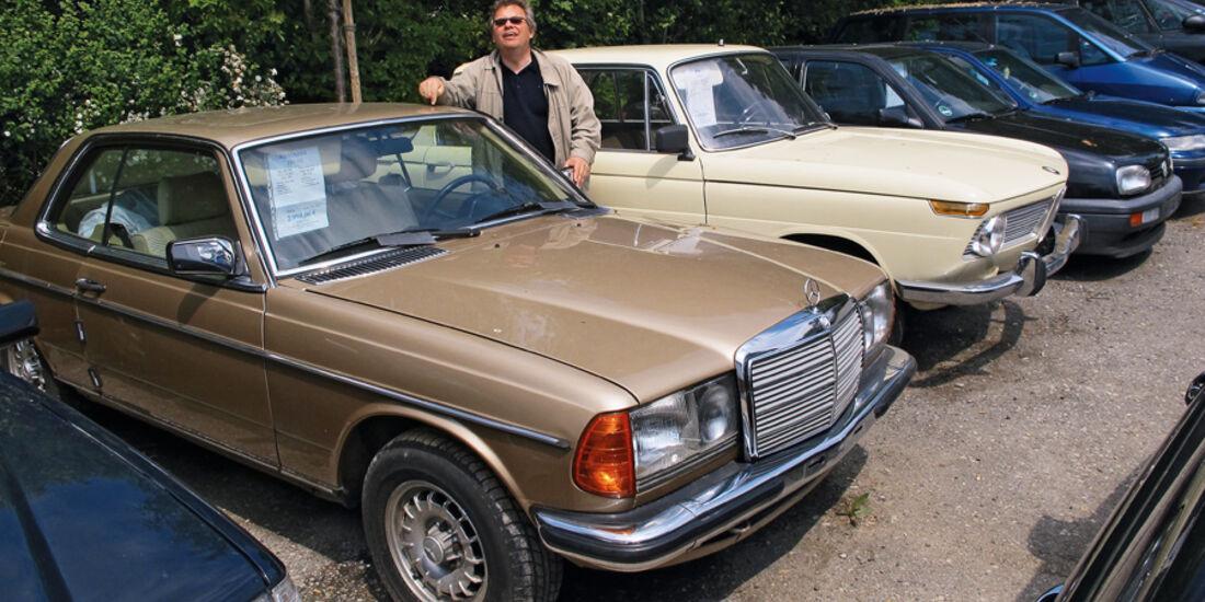 Mercedes 230 CE
