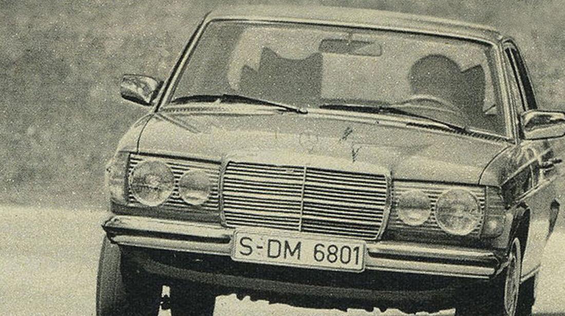 Mercedes 230, IAA 1979