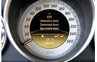 Mercedes 250 CDI, Detail, Tacho
