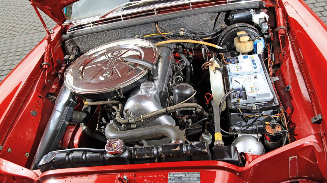 Mercedes 280 S, Motor