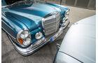 Mercedes 280 SE 3.5, Motorhaube