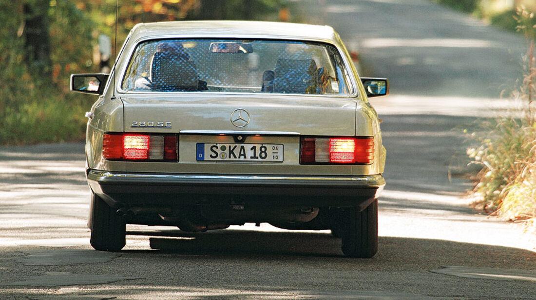Mercedes 280 SE