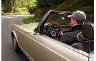 Mercedes 280 SL, Rene Olma, Fahrer