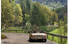 Mercedes 280 SL, Schauinsland, Rückansicht