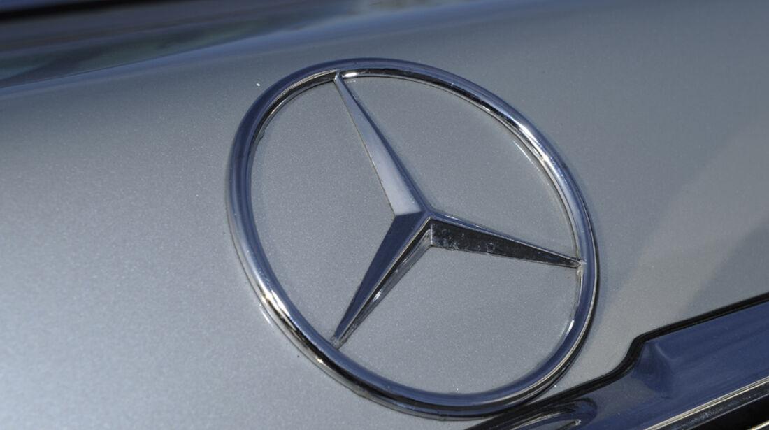 Mercedes 280 SLC, Stern