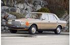 Mercedes 280E W123 1981 Oldtimer Auktion Toffen