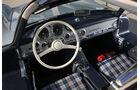 Mercedes 300 SL, Cockpit