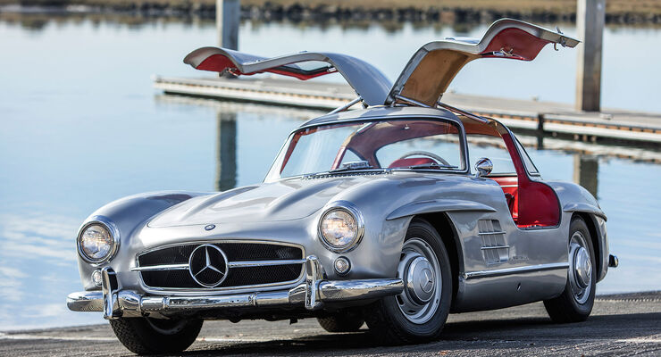 mercedes benz 300 sl w 198 fl gelt rer alle fakten. Black Bedroom Furniture Sets. Home Design Ideas