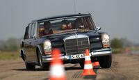 Mercedes 600 Landaulet, Exterieur