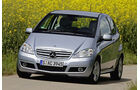Mercedes A 160 CDI Blue Efficiency
