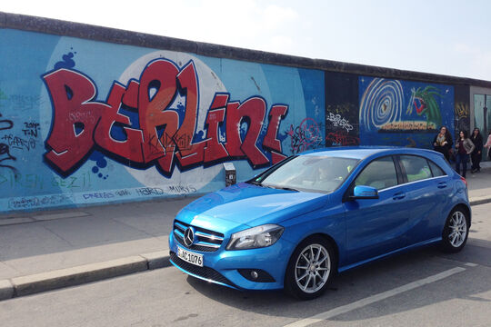 Mercedes A 180 CDI