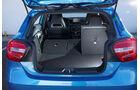 Mercedes A 180 Style Blue Efficiency Edition, Kofferraum