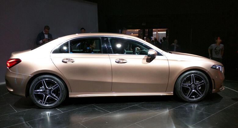 Mercedes A 200 lang