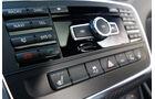 Mercedes A 45 AMG, Mittelkonsole