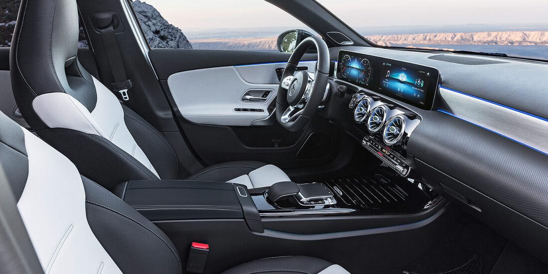 Mercedes A-Klasse 2018 W186